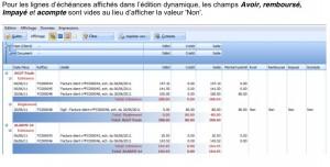 API Financier V10 suivi des échéances et règlements