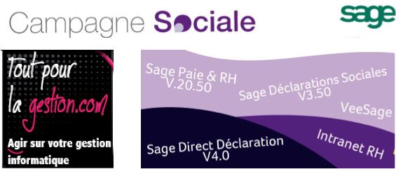 Sage Paies Version V20.50 Décembre 2012 Nouveautés en bref